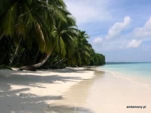 plaża na Havelock, Andamany