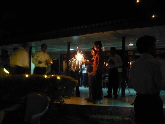 Diwalii  celebration